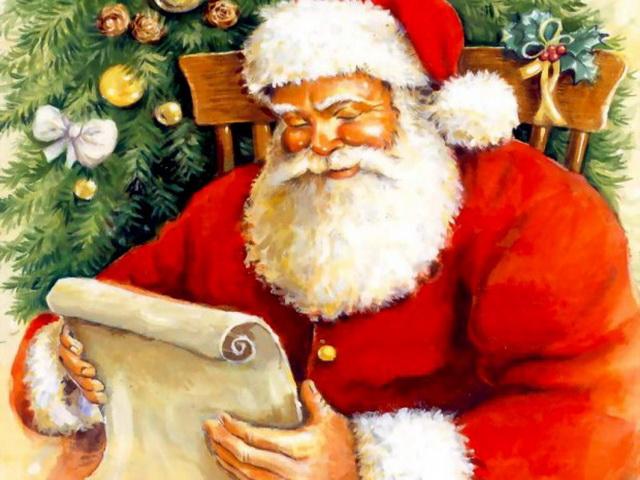 Djed Božićnjak Škurinje