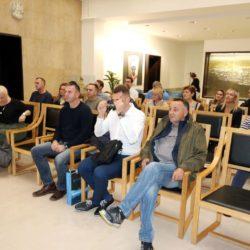 Predstavnici sindikata javno-komunalnih tvrtki Novog Sada