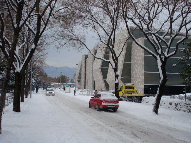 Snijeg u Rijeci