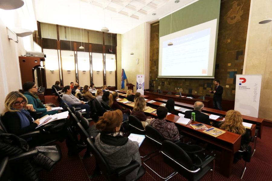 Edukacija o pravu na pristup informacijama tijela javne vlasti