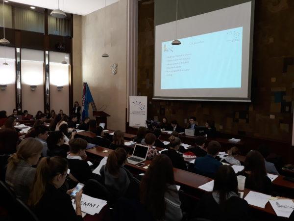 Na zasjedanju sudjelovalo stotinjak mladih iz cijele Europe