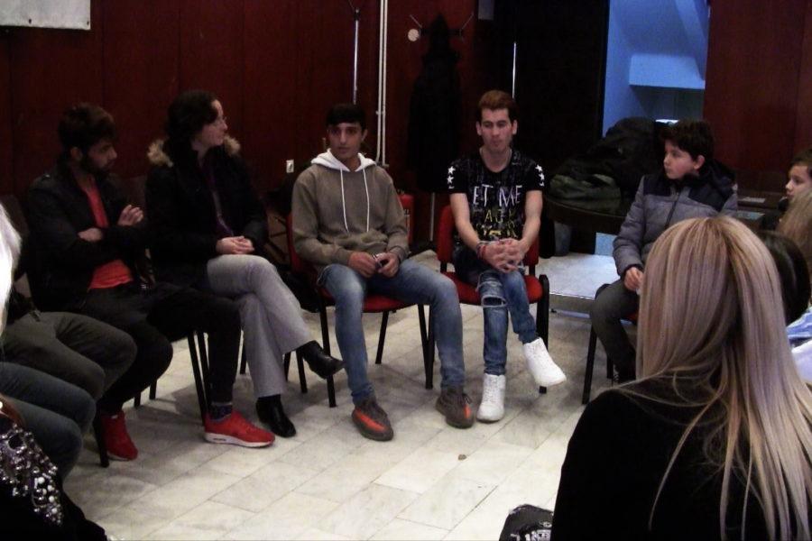 Izbjeglice iz Afganistana u posjetu Rijeci
