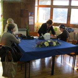 Mjerenje tlaka i šećera u krvi u suradnji sa patronažnim sestrama Zdravstvene ambulante Turnić