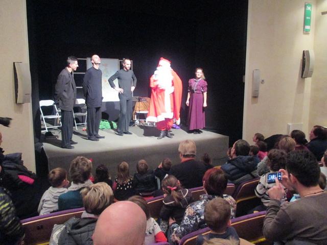 Djed Božićnjak MO Brajda-Dolac