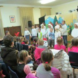 Predstava učenika Područne škole Orehovica
