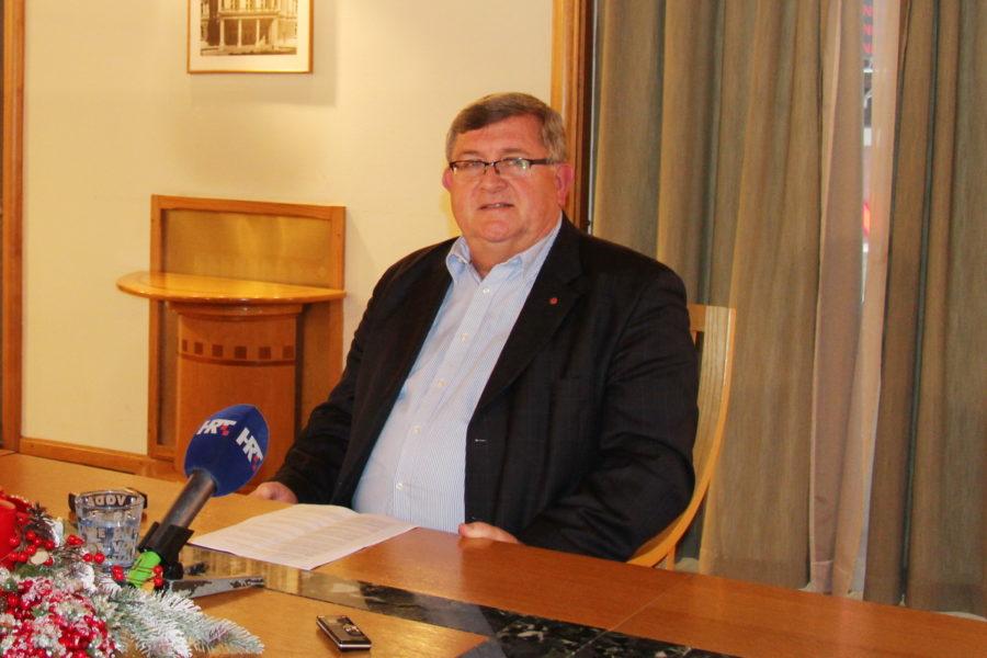 Redovna presica gradonačelnika prosinac 2017