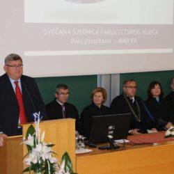 Svečana sjednica Medicinskog fakulteta