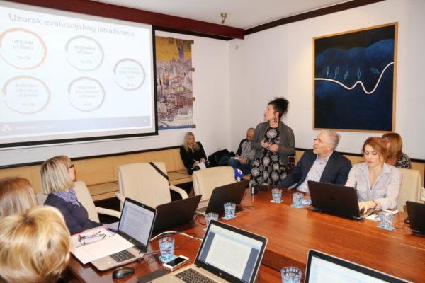 Rezultate evaluacije nastave Građanskog odgoja i obrazovanja prezentirala dr. Ćulum