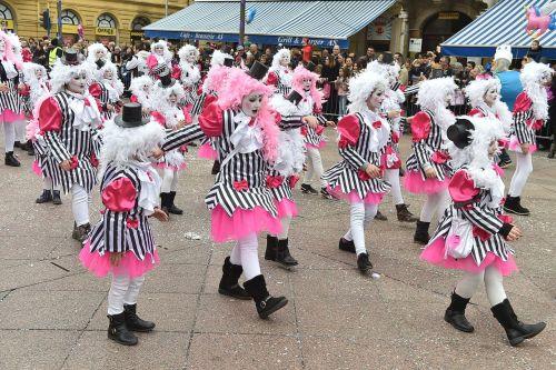 22. dječja karnevalska povorka