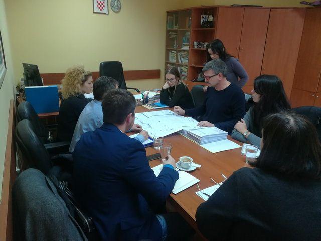 . sastanak projektnog tima - Proizvodni park Torpedo