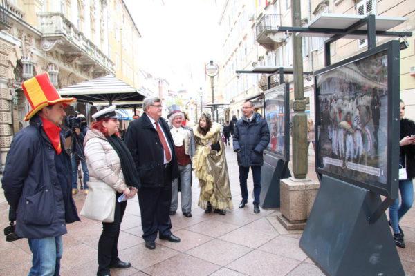 Izložbu su obišao gradonačelnik i predstavnici zametskih zvonačara