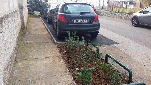 MO Škurinjska Draga, povećanje parkirnog prostora