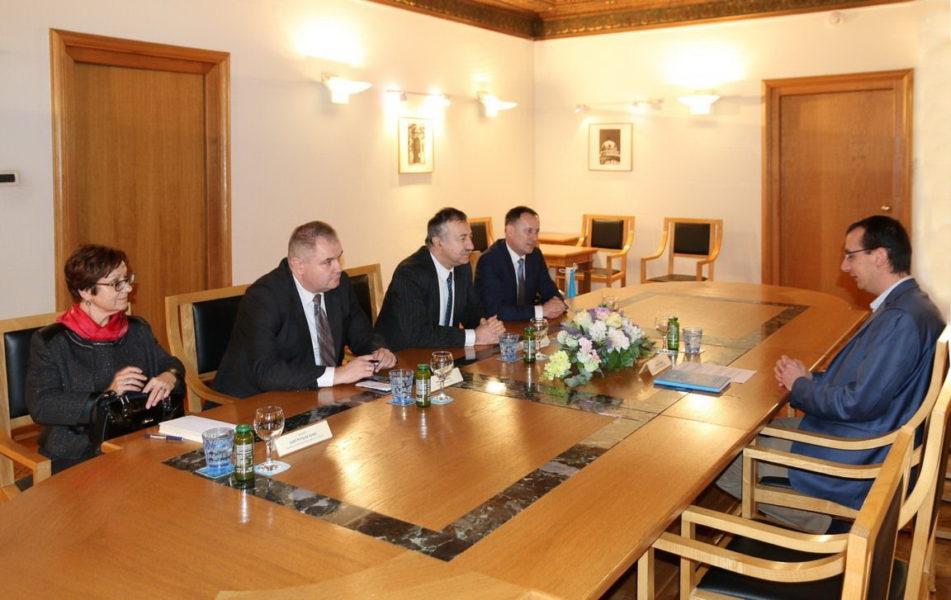 Prijem za mađarskog veleposlanika