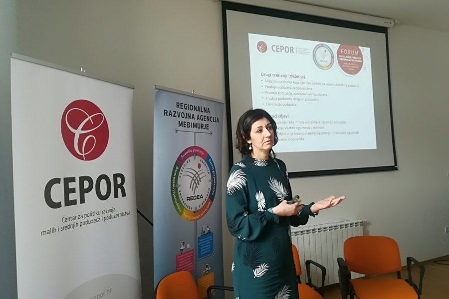 CEPOR - edukacija poduzetnika