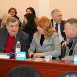 Mate Tomljanović, Ljiljana Cvjetović i Oskar Skerbec