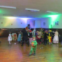 Ples i igra - Dječja maškarana zabava
