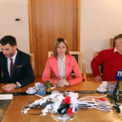 Milan Bojović, Milica Dačić i Dragan Kanović