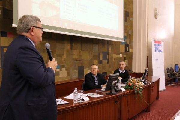 Vojko Obersnel, Martin Lenz i Sašo Rink