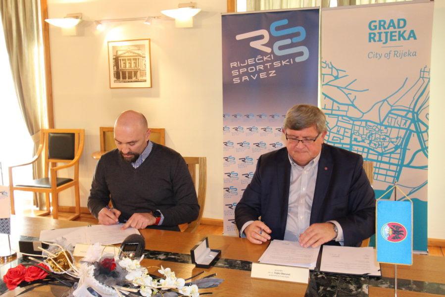 Ugovori za javne potrebe u sportu 2018