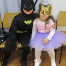 batman i princeza
