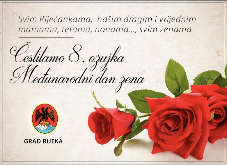 Čestitamo 8. mart