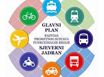 Glavni plan razvoja prometnog sustava funkcionalne regije Sjeverni Jadran