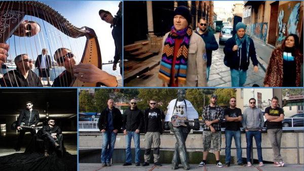 Besplatni koncert riječkih bendova