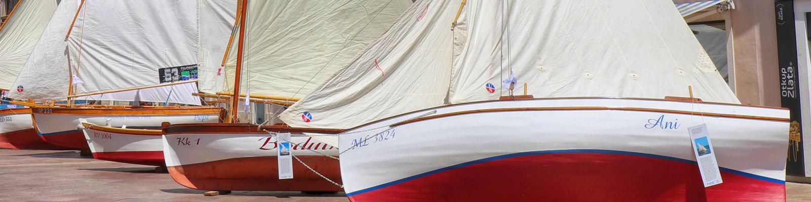 Festival Fiumare tradicijske barke na Korzu