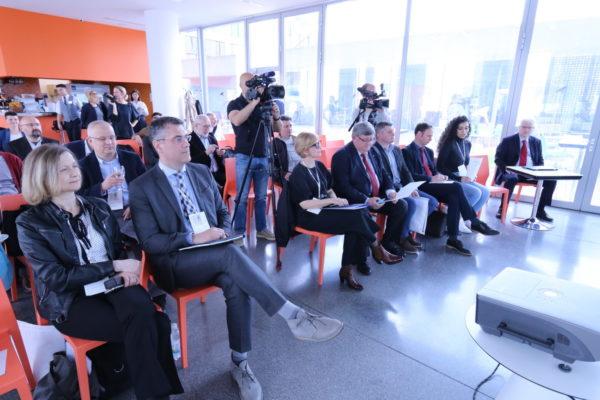 Konačni cilj konferencije osnivanje Centra za istraživanje mira i rješavanje sukoba