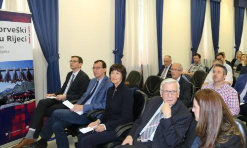 """Održan seminar """"Suradnja u sektoru plavog poslovanja"""" u sklopu Norveških dana u Rijeci"""