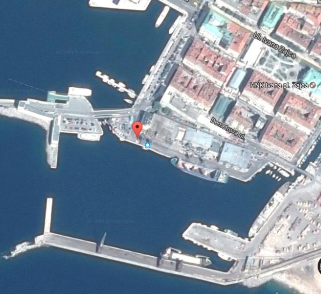 Senjsko pristanište