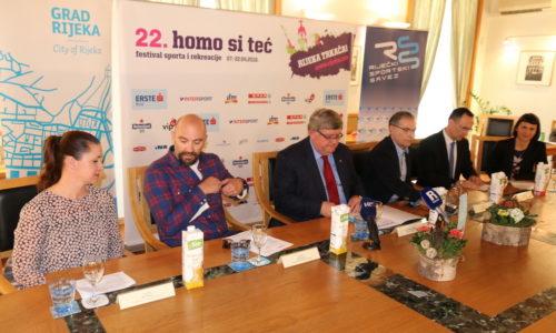 """U nedjelju velika završnica 22. festivala sporta i rekreacije """"Homo si teć"""""""
