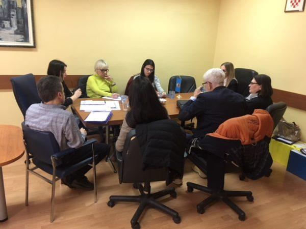 Održan 4. sastanak projektnog tima
