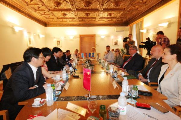 Cilj posjeta jačanjem suradnje u okviru projekta Rijeka – Europska prijestolnica kulture 2020.