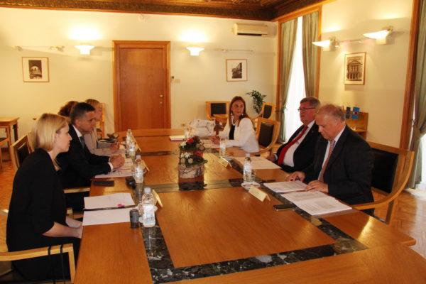 Tema sastanka bilo je učinkovitije upravljanje državnom imovinom na području Rijeke
