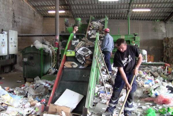 Obilazak reciklažnog dvorišta Mihačeva draga