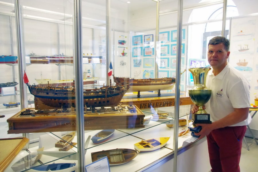 Otvaranje izlozbe maketa brodova Rijeka 2018