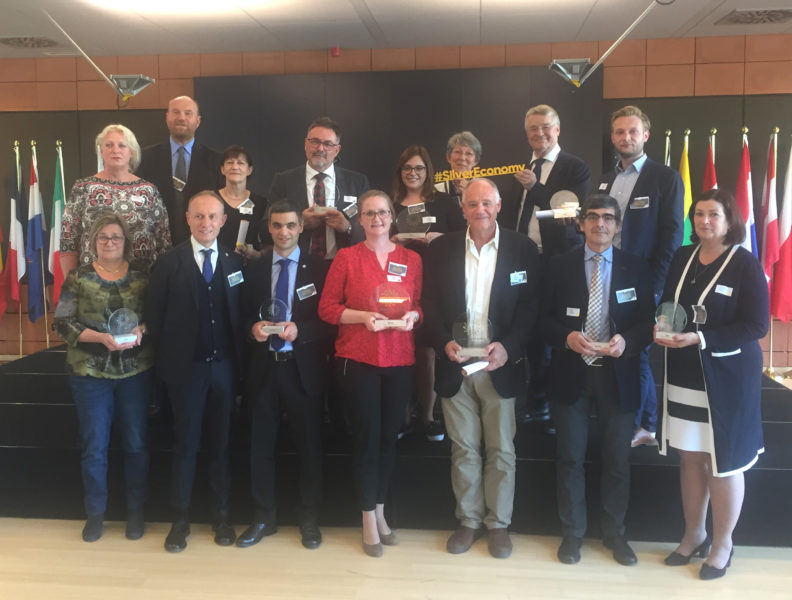 Europske nagrade za srebrnu ekonomiju