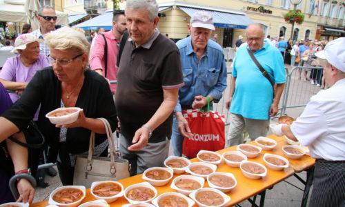 Dan grada Rijeke i sv. Vida – podjela liganja i štrudle od trešanja