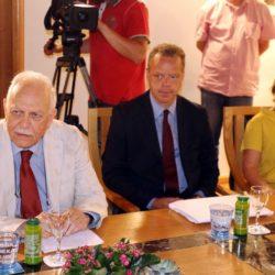 Giovanni Stelli, Marino Micich, i Orietta Marot