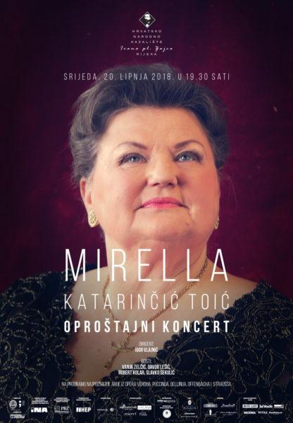 Primadona Mirella Katarinčić Toić