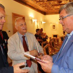 Marino Micich, Giovanni Stelli, Vojko Obersnel