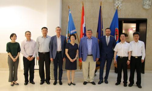 Održan prijem za delegaciju kineskog grada Daliana