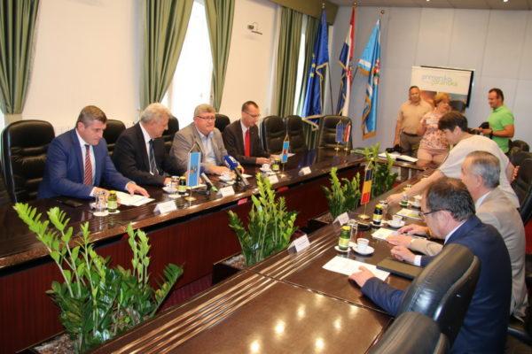 Održan prijem za rumunjskog veleposlanika u Hrvatskoj