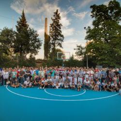 Obnova igrališta uz potporu volontera, institucija i gospodarstva - autor Dean Birtić
