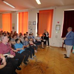 Riječki gradonačelnik Obersnel o važnosti provođenja projekta pomoćnika u nastavi
