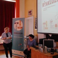 Pomoćnice u nastavi - Nea Miletić i Danijela Brusić