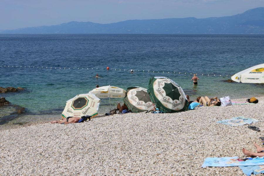 Riječke plaže