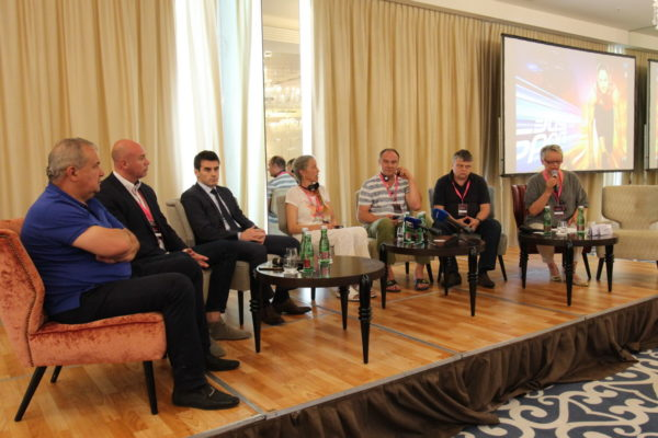 Završna konferencija projekta Just Sport