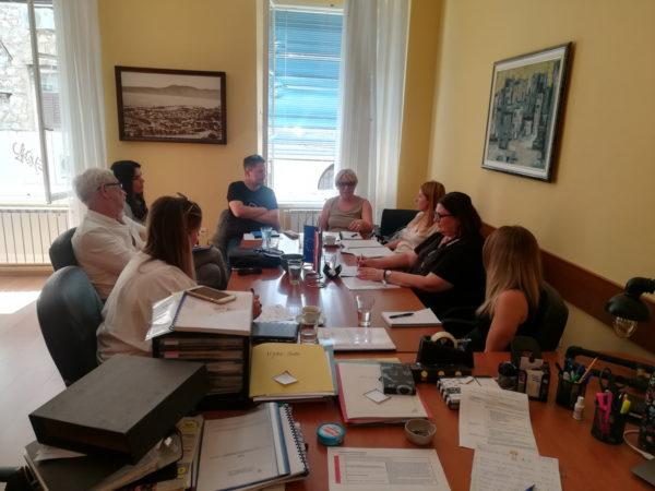 Sastanak projektnog tima